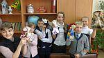 Проект «Кукольный театр» в 4Б