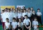 Олимпийский праздник в 4 классах