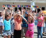 Открытие смены пришкольного лагеря «Великолепная семерка»