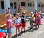 Закрытие смены пришкольного лагеря «Великолепная семерка»