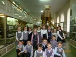2в класс в краеведческом музее