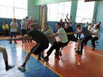 Спортивные соревнования «Отцы и дети»