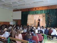 Встреча учащихся старших классов с представителем духовенства