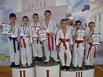 Новые достижения воспитанников секции рукопашного боя