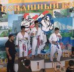 Краевой турнир по рукопашному бою