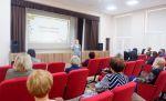 Встреча с заместителем председателя Госдумы России Ольгой Тимофеевой