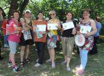 Туристический слет работников учреждений образования города Ставрополя