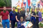 Туристическом слете педагогических работников города Ставрополя
