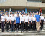 Учащиеся 6Г класса вступили в ряды Юнармии
