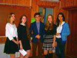 Выборы президента школьного самоуправления 2014